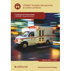 Traslado del paciente al centro sanitario - UF0683