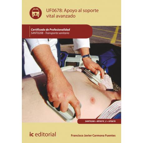 Apoyo al soporte vital avanzado - UF0678