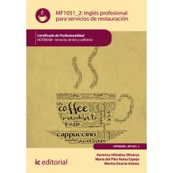 Ingles profesional para servicios en restauracion - MF1051_2