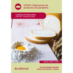 Elaboración de productos de panadería UF0291