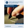 Aplicaciones informáticas de la gestión comercial  UF0351