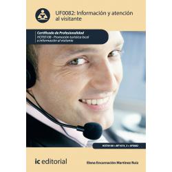 Información y atención al visitante. UF0082