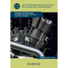 Mantenimiento de motores térmicos de dos y cuatro tiempos UF1214