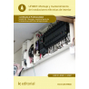 Montaje y mantenimiento de instalaciones eléctricas de interior UF0887
