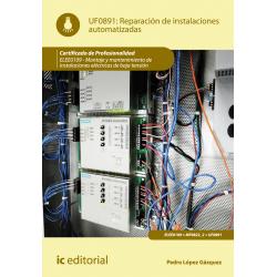 Reparación de instalaciones automatizadas UF0891