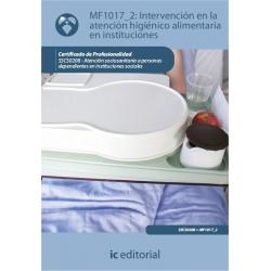 Intervención en la atención higiénico-alimentaria en instituciones. SSCS0208