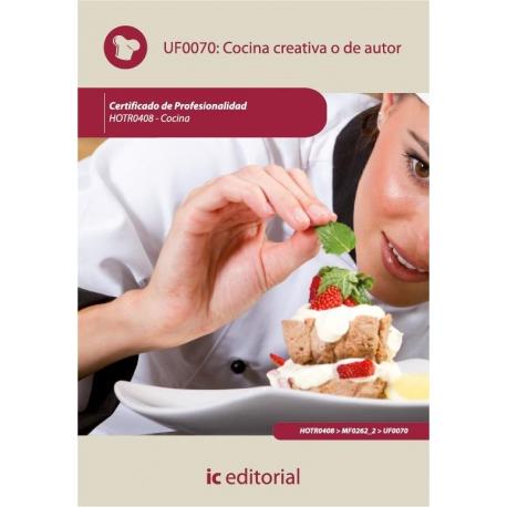 Cocina creativa o de autor