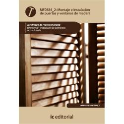 Montaje e instalación de puertas y ventanas de madera. MAMS0108