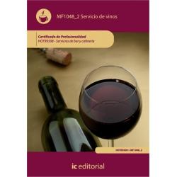 Servicio de vinos