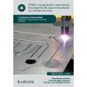 Comprobación y optimización del programa CNC para el mecanizado por arranque de  viruta UF0882