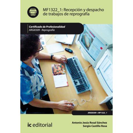 Recepción y despacho de trabajos en reprografía MF1322_1