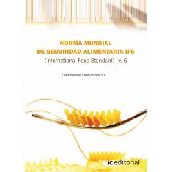 Norma IFS de seguridad alimentaria (International Food Standar) V. 6