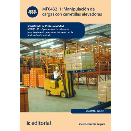 Manipulación de cargas con carretillas elevadoras MF0432_1