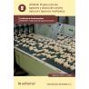 Producción  de tapones y discos de corcho natural y tapones multipieza UF0844