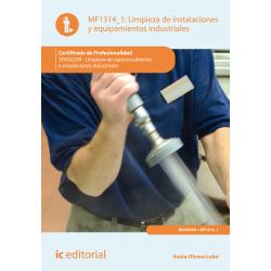 Limpieza en instalaciones y equipamientos  industriales MF1314_1