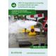 Seguridad en el montaje y mantenimiento de redes y distribución de agua UF0132