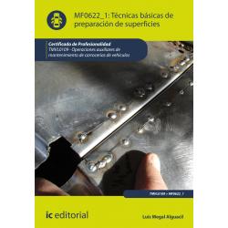 Técnicas básicas de preparación de superficies MF0622_1