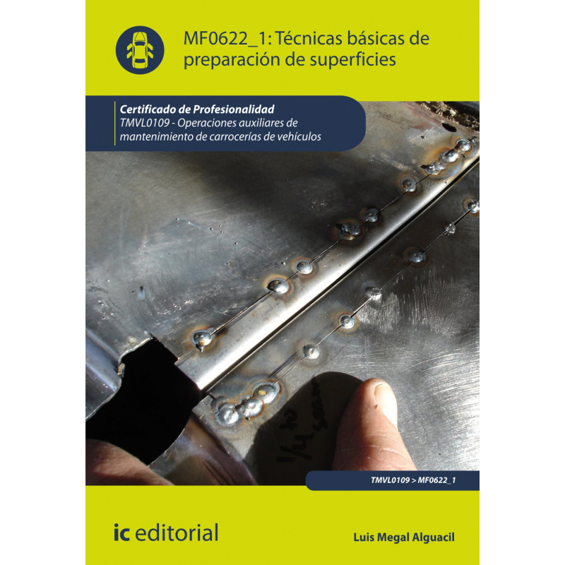 Libro de t cnicas b sicas de preparaci n de superficies for Tecnicas basicas de cocina libro