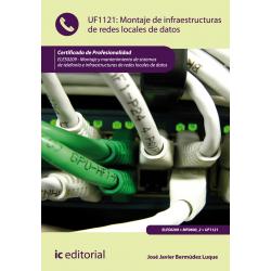 Montaje de infraestructuras de redes locales de datos UF1121