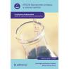 Operaciones unitarias  y proceso químico UF0228