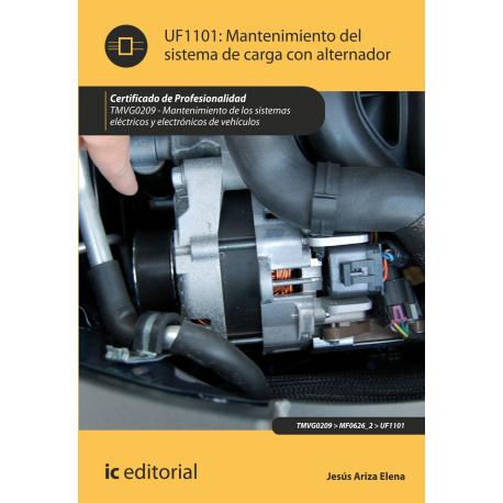 Mantenimiento del sistema de carga con alternador UF1101