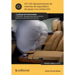 Mantenimiento de sistemas de seguridad y de apoyo a la conducción UF1105