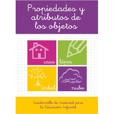 Propiedades y atributos de los objetos. Educación infantil