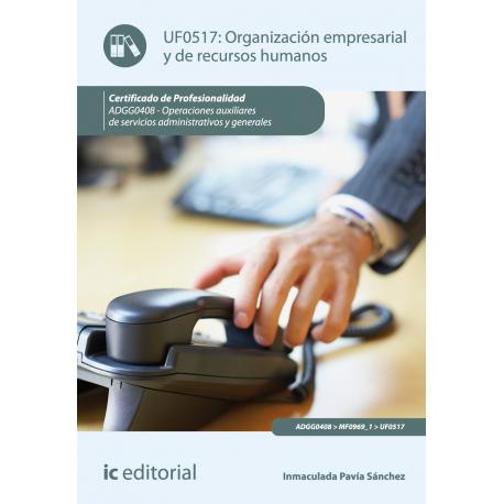 Organización empresarial y de recursos humanos UF0517