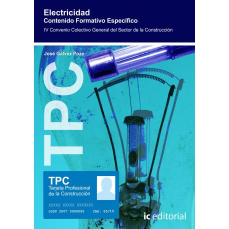 TPC - Electricidad - Contenido formativo específico