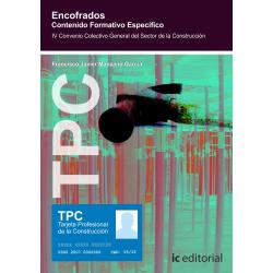 TPC - Encofrados. Contenido Formativo Específico