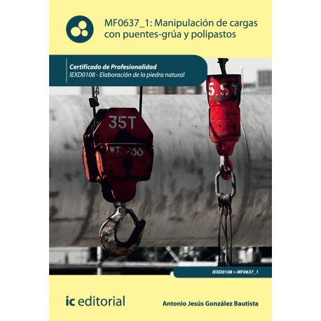 Manipulación de cargas con puentes-grúa y  polipastos MF0637_1