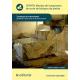 Manejo de maquinaria de corte de bloques de piedra UF0478