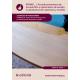 Acondicionamiento de la superficie y operaciones  de secado en productos de carpintería y mueble MF0881_1