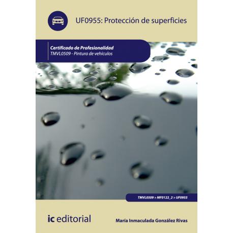 Protección de superficies UF0955