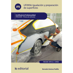 Igualación y preparación de superficies UF0956