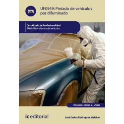Pintado de vehículos por difuminado UF0949