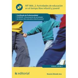Actividades de educación en el tiempo libre infantil  y juvenil MF1866_2