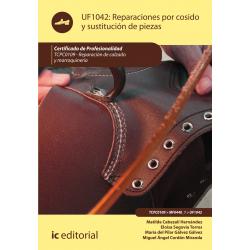 Reparaciones por cosido y sustitución de piezas UF1042