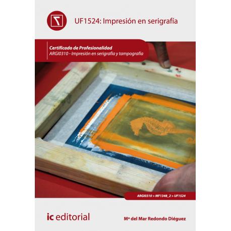 Impresión en serigrafía UF1524
