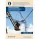 PRL y medioambientales en las operaciones auxiliares  de montaje de inst. electrotécnicas