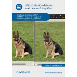 Gestión del color en el proceso fotográfico UF1210