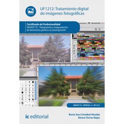Tratamiento digital de imágenes fotográficas UF1212