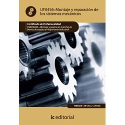 Montaje y reparación de los sistemas mecánicos. FMEE0208