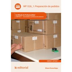 Preparación de pedidos MF1326_1