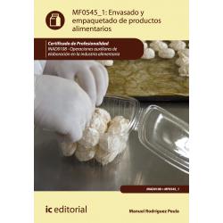 Envasado y empaquetado de productos  alimentarios MF0545_1