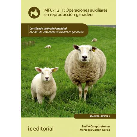 Operaciones auxiliares en reproducción ganadera MF0712_1