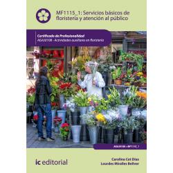 Servicios básicos de floristería y atención al público MF1115_1
