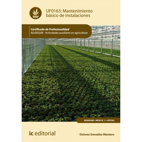 Mantenimiento básico de instalaciones UF0163