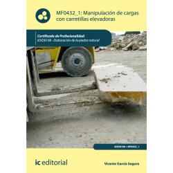 Manipulación de cargas con carretillas elevadoras MF0432