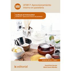 Aprovisionamiento interno en pastelería HOTR0109